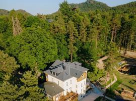 Waldidylle Gohrisch, Pension und Ferienwohnungen in der Sächsischen Schweiz, Hotel in Kurort Gohrisch