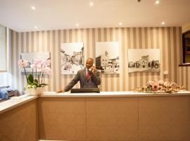 Boutique Hotel Re Enzo, hotel a Bologna