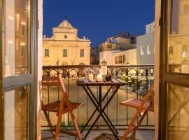 Monastery apartment, a unique house, pet-friendly hotel in Chania Town