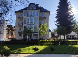 Haus Parzival, apartment in Bad Elster