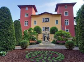 Parkhotel Bad Schandau, Hotel in Bad Schandau