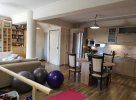 EVMAR luxury dream beach apartment, apartment in Anavissos