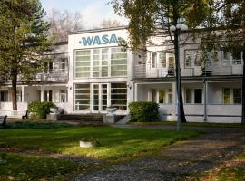Wasa Hotel & Health Center, отель в Пярну