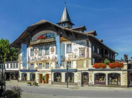 Ferienunterkünfte Beim Posthalter, apartment in Oberammergau