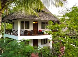 PASHA NUNGWI HOTEL-Zanzibar, hotel in Nungwi