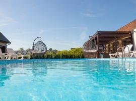 Zielony Zakątek – hotel w Łebie