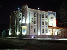Sultan Hotel Boutique, hotel en Samarcanda