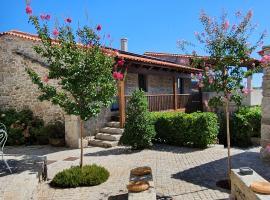 Casas de Campo da Barroca, hotel in Tabosa