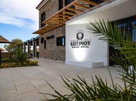 Kotinos Beach Hotel, hotel in Çanakkale