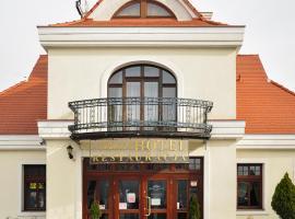 Hotel Pałacyk Konin, hotel in Konin