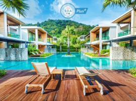 Wyndham Sea Pearl Resort, Phuket - SHA Plus, hotel in Patong Beach