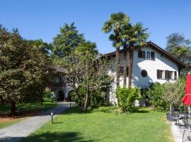 Parkhotel Emmaus - Casa Rustico**, Hotel in der Nähe von: Kursaal Locarno SA, Ascona