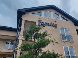 Family Hotel, отель в Грибовке