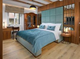 Geremia Luxury Rooms, B&B in Split