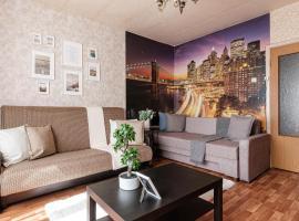Квартира с евроремонтом, hotel in Moscow