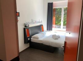 easyHotel Zürich West, hotel in Zurich