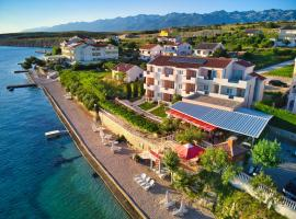 Pension Augustino, hotel in Miletići