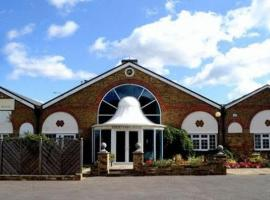 The Rivenhall Hotel, hotel near Colchester Zoo, Witham