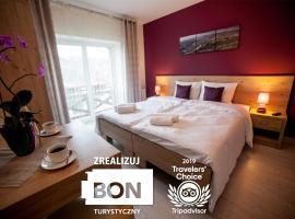Rezydencja Pod Ochorowiczówką B&B – hotel w Wiśle