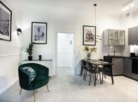 Trzy Gracje Monte Cassino Apartament Sopot – apartament w mieście Sopot