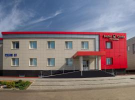 Costa Hotel, hotel in Naberezhnyye Chelny