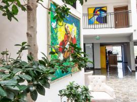 Dalya Resort Hotel Datça, hotel in Datca