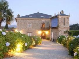 Casa Doñano, hotel in Ribadeo