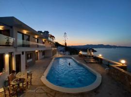Ostria Apartments, apartment in Agios Nikolaos