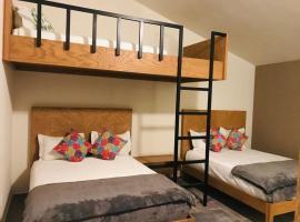 K'eri Inn Hotel & Hostal, hotel in Guadalajara