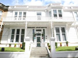 Embassy Apartments, apartment in Glasgow