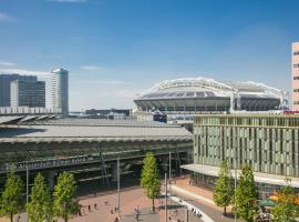 Hampton By Hilton Amsterdam Arena Boulevard, отель в Амстердаме