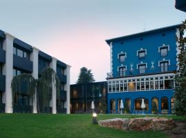 Balneario Font Vella- Adults Only, hotel near Natural Park of Montseny, Sant Hilari Sacalm