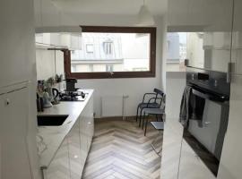 Welcome home, quarto em acomodação popular em Paris