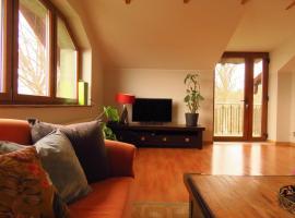 apartament pod lasem, apartment in Kościerzyna