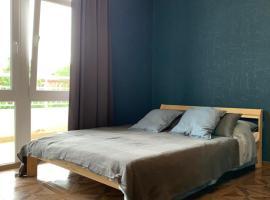 Квартира-студия, 10 мин до набережной, apartment in Gelendzhik