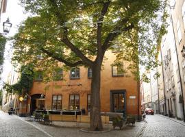 Castanea Old Town Hostel, hostelli Tukholmassa