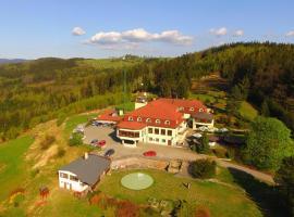 Vyhlídka Resort – hotel w pobliżu miejsca Dolina Babuni w mieście Náchod