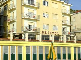 Hotel Bristol, hotel in Laigueglia