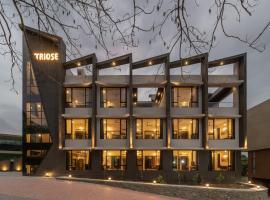 Triose Boutique Hotel, hotel in Lonavala