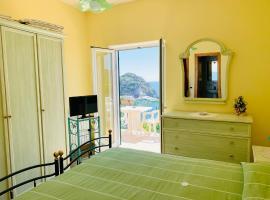 Pensione Casa Verde, hotel in zona Cavascura Hot Springs, Ischia