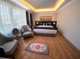 Nevi Hotel & Suites Istanbul Taksim, מלון ליד כיכר טקסים, איסטנבול