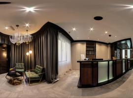 Efbet Hotel, отель в Варне