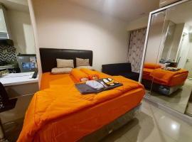 Grand Kamal Lagoon Studio, apartment in Bekasi