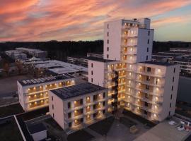 Continental Apartment Hotel Sollentuna, apartment in Sollentuna