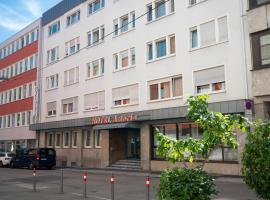 Hotel Astoria, hotel in Stuttgart-Mitte, Stuttgart