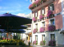 Hotel Stella, hotel in Moena