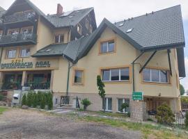 Agal Zieleniec, hotel in Zieleniec