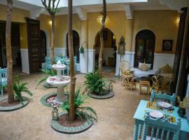 Riad Dama & Spa, hotel in Marrakesh