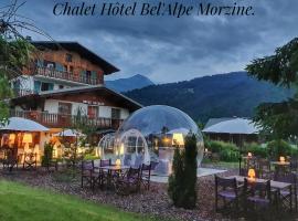 Hôtel Bel'Alpe Été, отель в Морзине