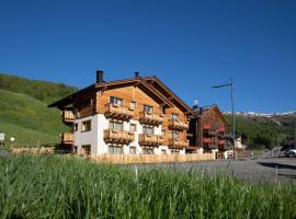 Hotel Li Anta Rossa, hotel poblíž významného místa Doss, Livigno